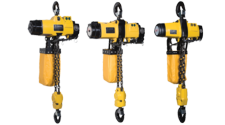 EHL-TW Series Chain Air Hoist