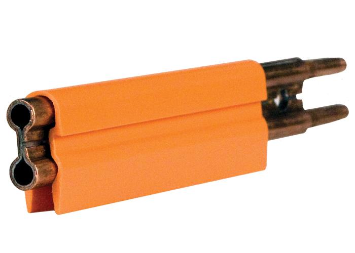 0.25 x 2 Copper Rectangle Bar 110-H02 84.0