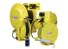 PowerReel Spring Driven Cable Reels