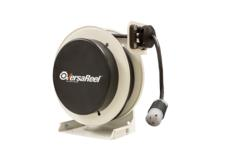 VersaReel® - 12 AWG/3 Conductor, w/ Single Outlet, 50 ft long  SJOOW Cable, 20 amp